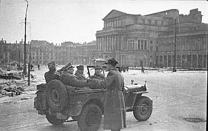 Patrol wojskowy