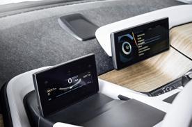 BMW i3 Interieur Mittelkonsole - Quelle: BMW Group
