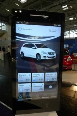 Mercedes Emobility App