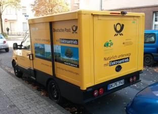 StreetScooter Deutsche Post 2