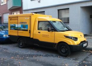 StreetScooter Nutzfahrzeug