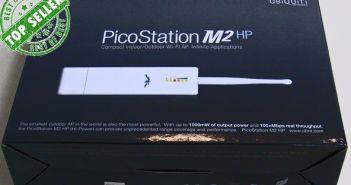 PicoStation M2 HP αντικατάσταση κεραίας για χρήση Outdoor στο Best Seller Access Point της αγοράς!