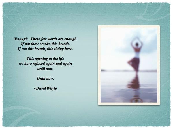 DavidWhyte Poem