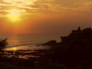 Sunset is Spiritual  Bali