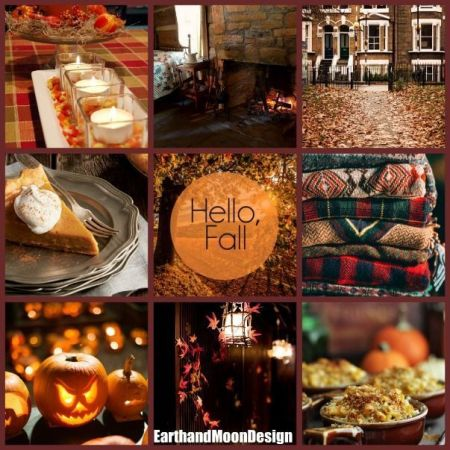 Cozy Fallcollage