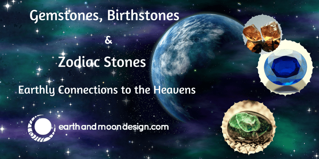 Gemstones Birthstones and Zodiac Stones