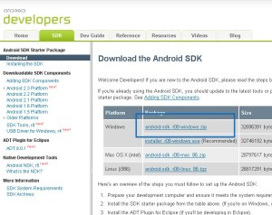 Android SDK  Android Developers2