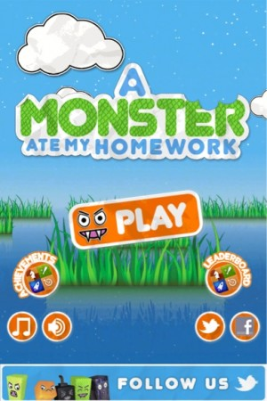 A Monster Ate My Homework3