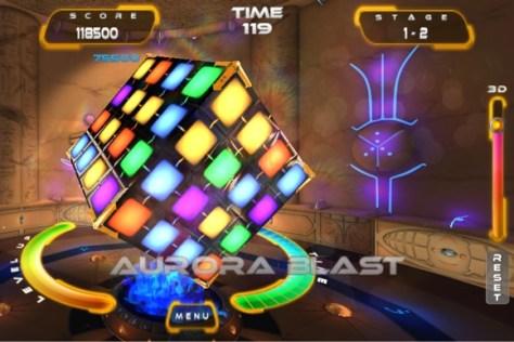 『XenoCube SD』をやってみた-パズルが爆発しまくる爽快ゲーム