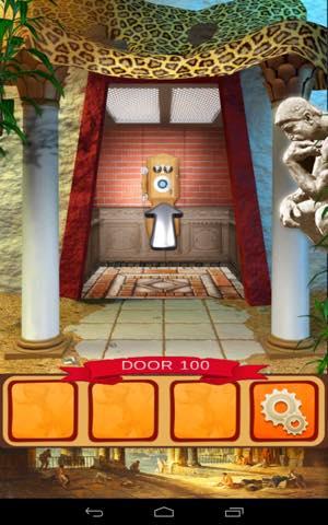 Th 脱出ゲーム 100 doors world of history 攻略 lv100 5