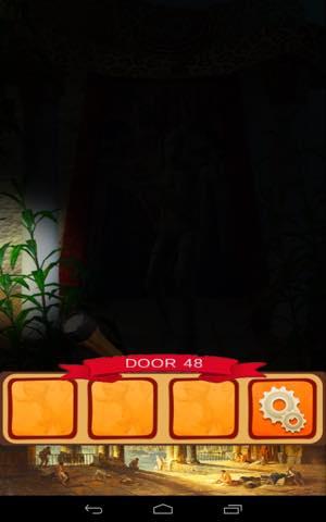 Th 脱出ゲーム 100 doors world of history 攻略 lv48 0