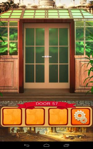 Th 脱出ゲーム 100 doors world of history 攻略 lv57 0