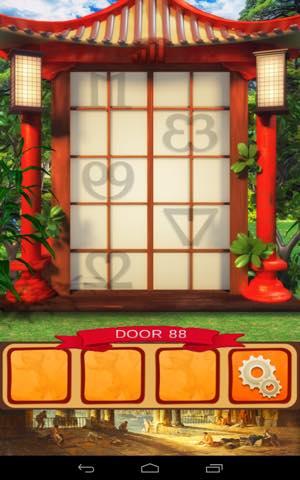 Th 脱出ゲーム 100 doors world of history 攻略 lv88 0