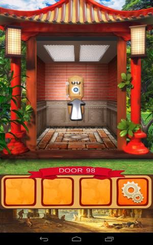 Th 脱出ゲーム 100 doors world of history 攻略 lv98 4