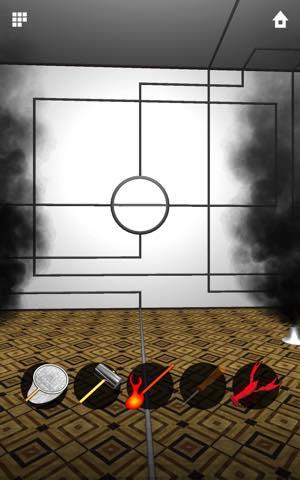 Th 脱出ゲーム DOOORS ZERO  攻略 lv25 1