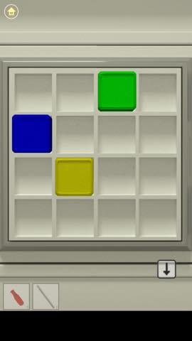 Th 脱出ゲーム ノーマルルーム2    攻略 808