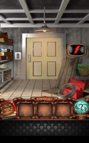 Th 脱出ゲーム 100 Doors 4   攻略 lv62 0