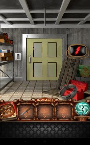 Th 脱出ゲーム 100 Doors 4   攻略 lv62 3