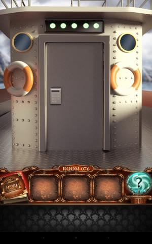 Th 脱出ゲーム 100 Doors 4 攻略 lv76 1
