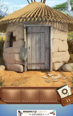Th 脱出ゲーム Escape World Travel 攻略 lv11 0