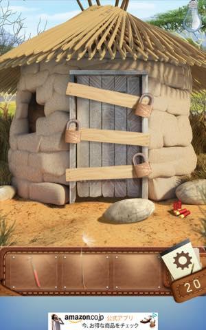 Th 脱出ゲーム Escape World Travel 攻略 lv20 2