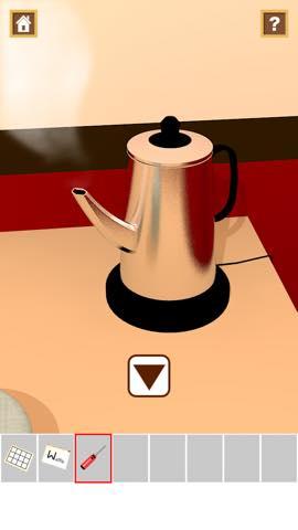 Th 脱出ゲーム Teatime  攻略 1823