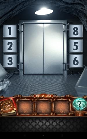 Th 脱出ゲーム 100 Doors 4    攻略 lv84 0