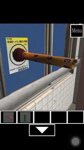 Th 脱出ゲーム女子トイレからの脱出 攻略 2189