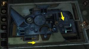 Th 脱出ゲーム The Room Three    攻略 290