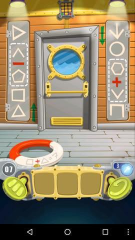 Th  脱出ゲーム 100 Doors 2016 lv7 0