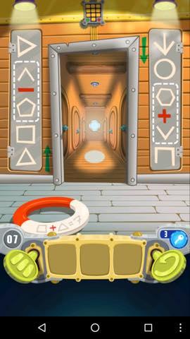 Th  脱出ゲーム 100 Doors 2016 lv7 1