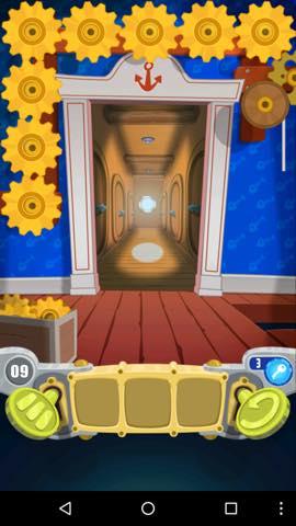 Th  脱出ゲーム 100 Doors 2016 lv9 4