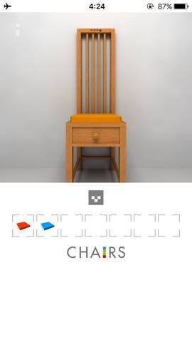 Th  脱出ゲーム 椅子 攻略 2951