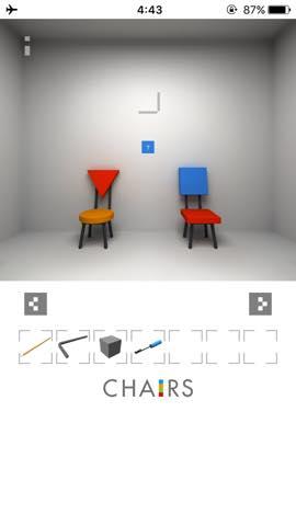 Th  脱出ゲーム 椅子 攻略 2990