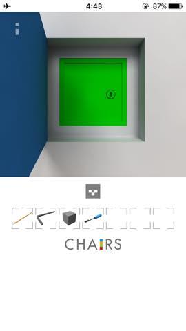 Th  脱出ゲーム 椅子 攻略 2992
