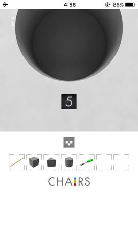Th  脱出ゲーム 椅子 攻略 3026