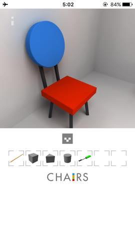 Th  脱出ゲーム 椅子 攻略 3030