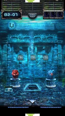 Th 脱出ゲーム 海底神殿からの脱出 攻略 lv12 6