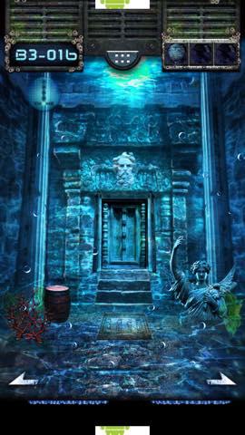 Th 脱出ゲーム 海底神殿からの脱出 攻略 lv13 1