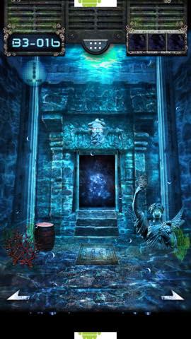 Th 脱出ゲーム 海底神殿からの脱出 攻略 lv13 6