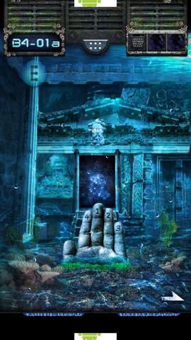 Th 脱出ゲーム 海底神殿からの脱出 攻略 lv18 6