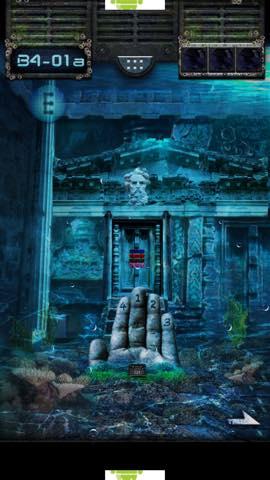 Th 脱出ゲーム 海底神殿からの脱出 攻略 lv25 7