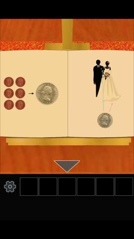 Th 脱出ゲーム 結婚式場からの脱出   攻略 3