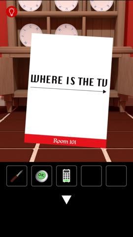 Th 脱出ゲーム 101号室からの脱出 攻略 29