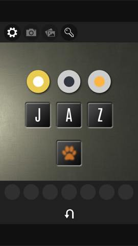Th 脱出ゲーム 謎解きにゃんこ2 ミュージシャンの部屋   攻略 6