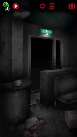 Th 脱出ゲーム 廃病院からの脱出 無影灯  攻略 1