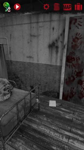 Th 脱出ゲーム 廃病院からの脱出 無影灯  攻略 25