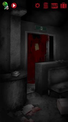 Th 脱出ゲーム 廃病院からの脱出 無影灯  攻略 49