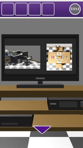 Th 脱出ゲーム ミステリーアパートからの脱出 攻略 lv8 3