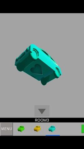 Th 脱出ゲーム ToyCar(トイカー) 攻略 1539
